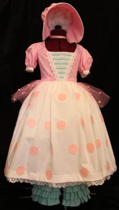 Bo Peep Costume for me....I will make in an adult size.