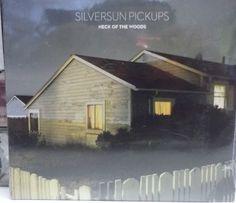 Silverspun Pickups Neck Of The Woods Sealed 11 Track CD Album