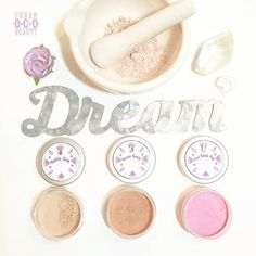 <3 Healthy Glow Mineral Makeup Trio Set <3 Natural mineral makeup powders that help infuse your skin with softness and light while minimizing pore size. Your beautiful natural complexion will look even more flawless. <3 <3 Pure Me Collection by Urban Eco Beauty <3 #UrbanEcoBeauty #PureMe <3 #healthyglow #organicmakeup #mineralmakeup #makeup #naturalmakeup #mineralpowder #facepowder #naturalfoundation #nakedskin #naturalbeauty #glow #bronzer #blush #pink #pinkblush #skin