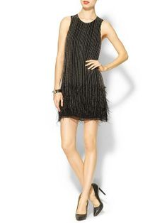 REVEL: Allegra Silk Dress