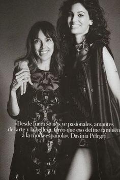 Vogue España    #teresahelbig #fallwinter   www.teresahelbig.com @teresahelbig