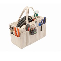 Voyager 38124 Canvas Riggers Bag http://www.harborfreight.com/canvas-riggers-bag-38124.html