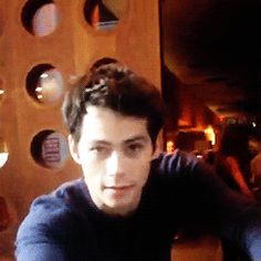 cute wave from Dylan :))))) (5) Tumblr