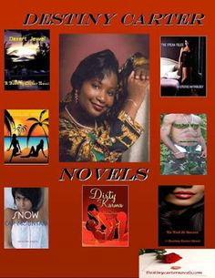 Teresa D. Patterson: Writer Wednesday - Author Destiny Carter