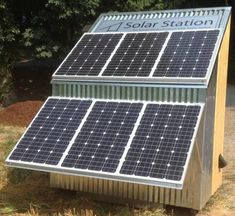 Solar Power Station, Solar Energy System, Solar Energy Panels, Best Solar Panels, Solar Projects, Energy Projects, Science Projects, Solar Roof, Solar House