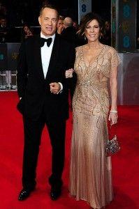 The fashion awards BAFTA 2014…
