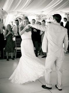 20 Secrets to a Fun Wedding Reception