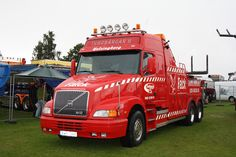 Volvo NH12 Tow Truck