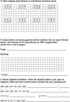 Längenmaße umrechnen | kindergarten / school worksheets | Pinterest ...