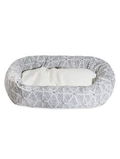 Charlie Sherpa Bagel Bed by Majestic Home Pet at Gilt