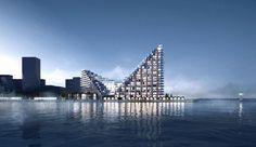 BIG . new urban development . Aarhus (2)