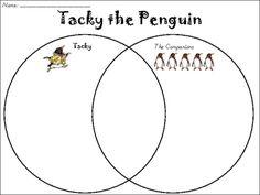 Free Tacky the Penguin unit