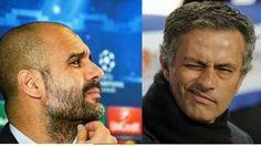 Pep vs Jose