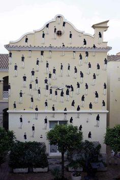 Entropy-Mural-at-Moroccos-Melilla-Art-School-2