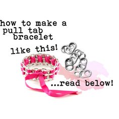 """""""how to make this bracelet"""" by only-the-ocean on Polyvore"""