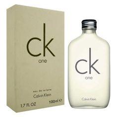 Ck One Unisex Calvin Klein 100 ml Edt Spray Best Perfume For Men, Best Fragrance For Men, Best Fragrances, Calvin Klein Fragrance, Calvin Klein Perfume, Calvin Klein One, Armani Perfume, Perfume Genius, First Perfume