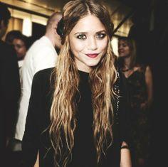 Mary-Kate Olsen:)