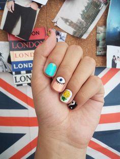 velvet-style: Summer nails 2015 // Uñas decoradas para verano 2015
