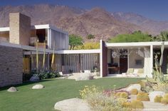 marmol-radziner.com/landscape-design/kaufmann-house/Richard Neutra/Palm Springs,CA