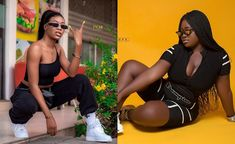Hot Video: Sista Afia & Freda Rhymz Attempt Fighting Each other on premises Hot Video, Young Female, Female Singers, New Day, Two By Two, Interview, Take That, Brand New Day