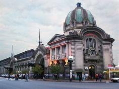 Estacion La Plata Provincia de Buenos Aires