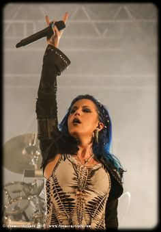 Arch Enemy au Hellfest 2015