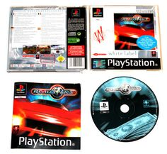 Playstation 1 Roadsters in OVP! für Ps1
