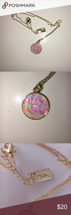 Lilly Pulitzer Necklace NWOT Lilly Pulitzer Jewelry Necklaces