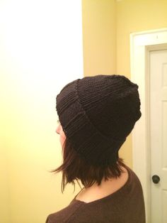 Seaman's Cap by KnittedWool on Etsy $42
