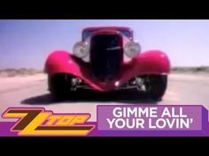 ZZ Top - Gimme All Your Lovin (1986)