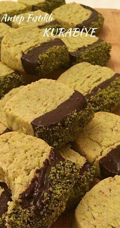 Antep Fıstıklı Kurabiye #antepfıstıklıkurabiye #tatlıkurabiyeler #kurabiyeler #nefisyemektarifleri