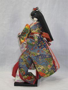 和紙人形 ezo-tora.ocnk.net-