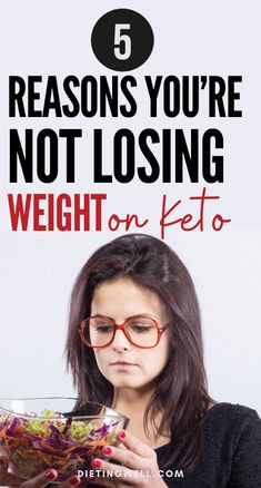 Here are some common reasons why you might not be losing weight on keto. | Not Losing Weight on Keto Diet | Keto Diet Plans to Lose Weight for Women | Keto Diet Weight Loss Results | Medditeranean Diet, Ketogenic Diet Meal Plan, Keto Diet Plan, Diet And Nutrition, Health Diet, Diet Plans To Lose Weight, Losing Weight, Weight Loss, Best Green Juice Recipe