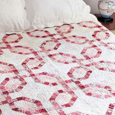 Quilt by Janna Thomas.