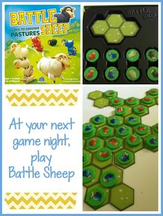 Battle Sheep Game- It isn't just for kids! Makes a great Christmas gift