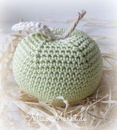 Apfel Häkeln Häkeln Pinterest Crochet Knitting Und Textiles