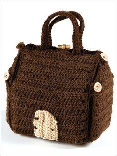 Crocheted Creche