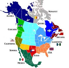 Resultado de imagen para Cascadia
