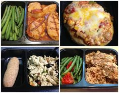 Diet-to-Go meals - they definitely don't taste like diet food.