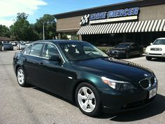 Used 2007 BMW 525 For Sale   Pensacola FL
