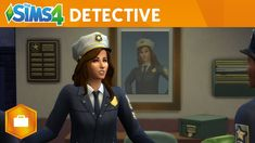 The Sims 4 Get to Work: Official Detective Gameplay Trailer