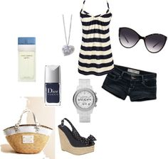 """Blue"" by krystatarman on Polyvore"