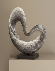 Abstract Lacquer Sculpture, Sculpture, Home Furnishings - The Museum Shop of The Art Institute of Chicago
