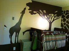 Axel's Safari Nursery :)