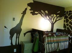 Axel's Safari Nursery :)