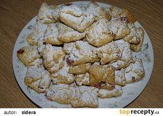 Mrkvové šátečky recept - TopRecepty.cz Czech Recipes, Food And Drink, Cheese, Cookies, Meat, Chicken, Baking, Desserts, Crack Crackers