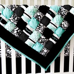 Diamond Puff Quilt kit with pattern $70