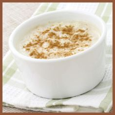 Leftover Rice Pudding (here's what you can do with that leftover takeout rice!)