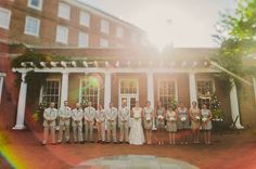 C&I photographers - Tidewater Inn Wedding - 4th of July Wedding - Easton Maryland Wedding - Sequin Bridesmaid Dresses