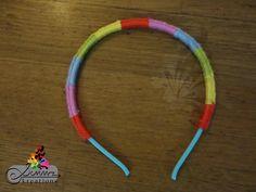 Rainbow Hairband